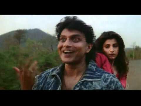 Baj Gayee Baj Gayee - Mithu Chakraborty - Bappi Lahiri - Pyar Ke Naam Qurbaan - Hindi Song