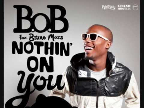 BoB  Nothin on you feat Bruno Mars High Quality