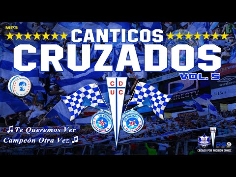 CANTICOS CRUZADOS 2016 - 2017 vol. 5 ♪♬♫