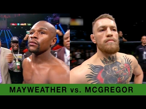 Floyd Mayweather Vs Conor McGregor Fight Breakdown: Who Will Win?