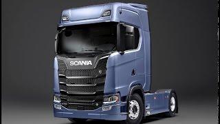 Руководство по техническому обслуживанию автомобиля SCANIA.
