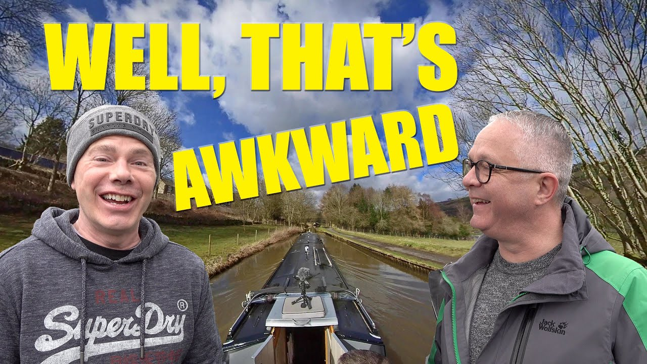 EMBARRASSING Questions About Living on a Narrowboat!