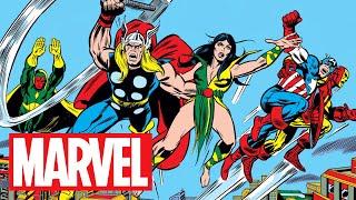 Avengers | Marvel 101