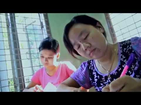 Day in the Life of Midwives in Rakhine