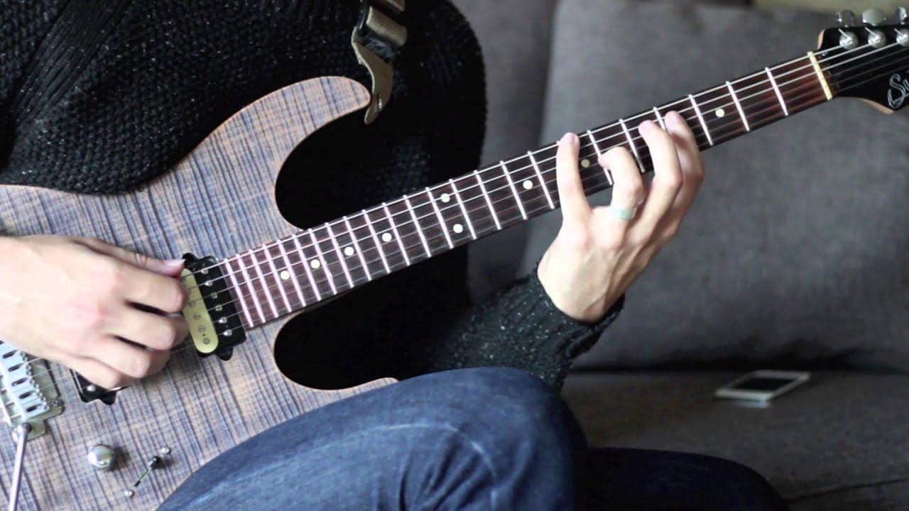 Beautiful Guitar Chords 10- A Modern Progression - YouTube