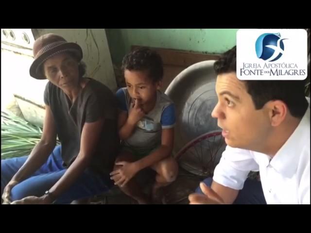 Mapeando os povoados para perfuração de poços, visitas com entrega de cesta basicas