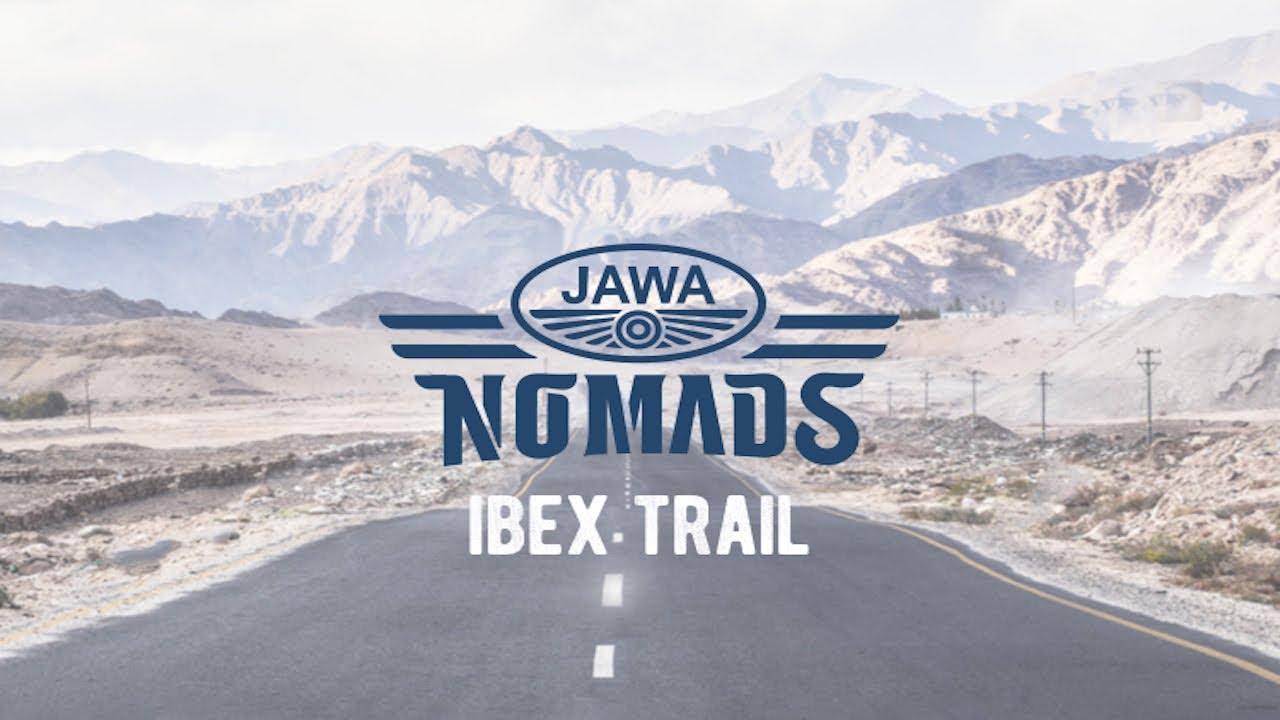 Jawa Nomads. Season 1 Ibex Trail 2019. Trailer