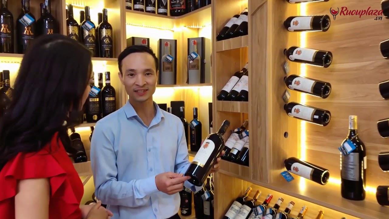 Shop rượu bia nhập khẩu tại Hà Nội- Rượu Plaza