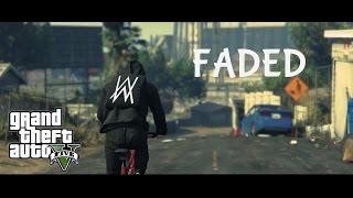 Faded -  Alan Walker ( GTA 5 REMAKE )