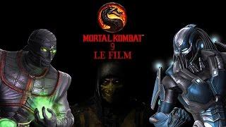 Mortal Kombat 9 / Le film d'animation complet en francais