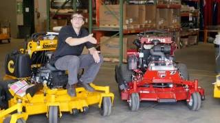 Comparing Stand-On Mowers with Ed Wright