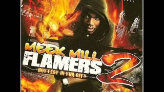 Meek Mill - Flamers 2 Hottest In The City - 6. Living At The Speed Of Light Feat. B.o.B.