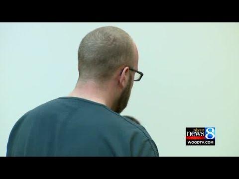 Ryan Bruggink speaks at sentencing