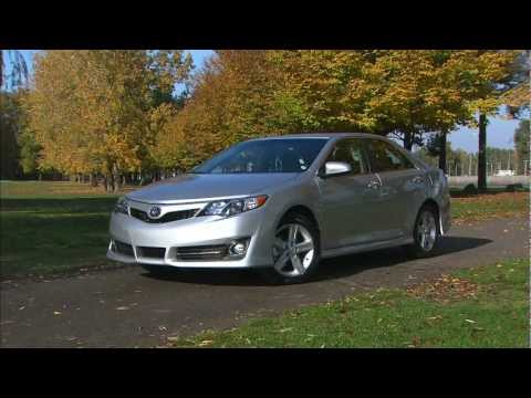 2012 Toyota Camry HD Video Review