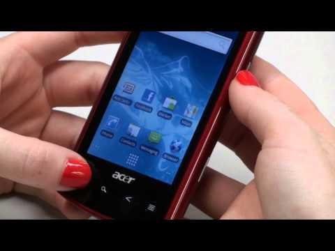 Acer Liquid E Smartphone Techcast