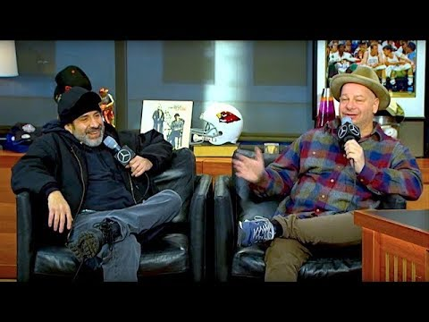 Comedians Dave Attell & Jeff Ross Talk 'Bumping Mics' & More w/Dan Patrick | Full Interview