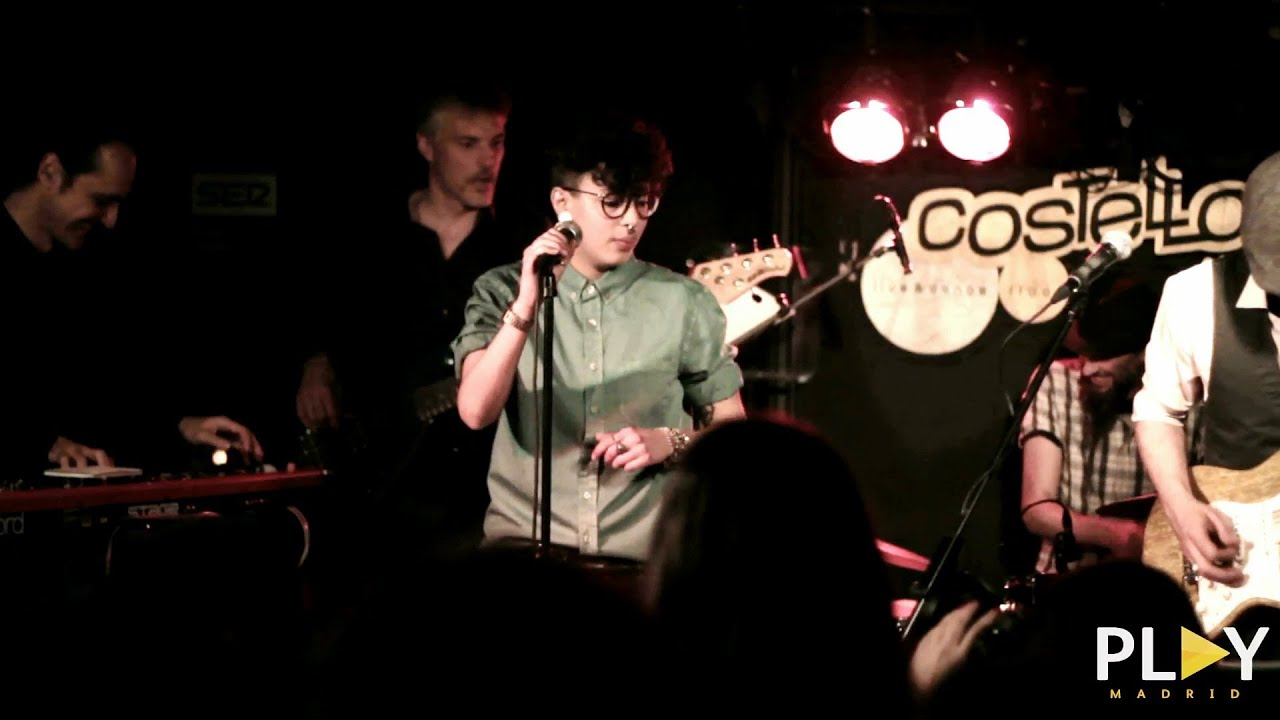Download NORA NORMAN 'Fix It All Again' (Live) PLAY MADRID