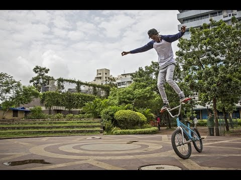 From Slum To BMX Star