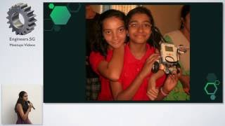 Roopal Kondepudi - Singapore Geek Girls