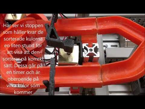 GTG Hoth Gymnasiearbete - Kulsorteringsmaskin Av Olof Hammersberg, Mattias Larsson Och Jacob Burman
