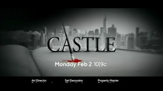 "Castle 7x13 Promo ""I, Witness"" (HD)"