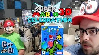 Super Mario 3D Celebration - Super Mario Galaxy 2   10/25/17