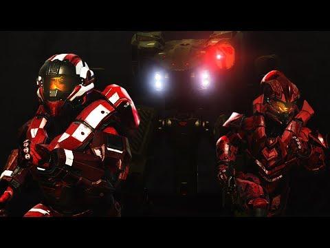 Nightwalker   Halo 5 Custom Game