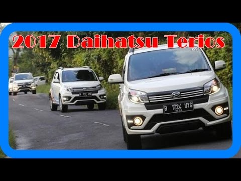2017 daihatsu terios redesign interior and exterior
