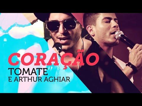 Tomate e Arthur Aguiar - Coração | Nosso Som 2015 ( YouTube Carnaval )