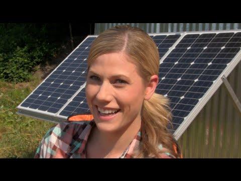 SolarStation: Crowdfunding a Solar Power Revolution- Plans Available!