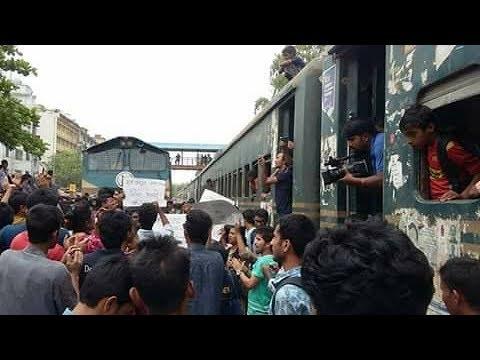 চট্টগ্রাম বিশ্ববিদ্যালয়ে চলছে পুলিশের সঙ্গে ছাত্রলীগের ব্যাপক সংঘর্ষ | Chittagong University