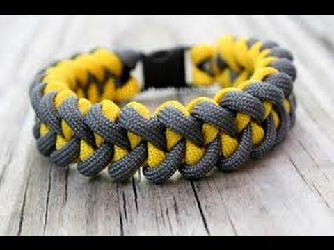 Paracord Bracelet Patterns Espar Denen