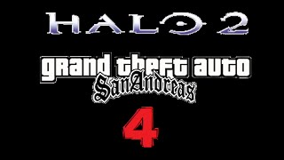 Halo 2 GTA san andreas- Loquendo Capítulo 4: DELTA HALO (HD)