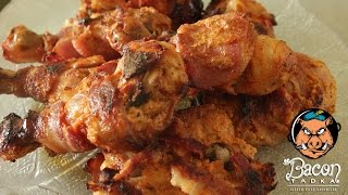 Delightful Bacon Tandoori Chicken | Bacon Tadka | Ep. 2
