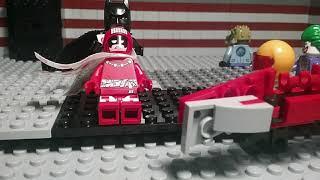lego batman shorts : the meeting