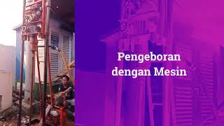 Pengeboran PT Persada Kontruksi Jakarta