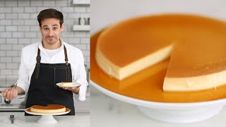 Best Technique for Classic Flan - Kitchen Conundrums with Thomas Joseph