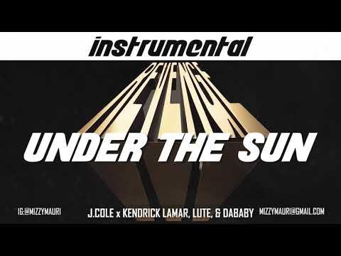 Dreamville - Under The Sun Ft. J. Cole, Kendrick Lamar, Lute & Dababy (INSTRUMENTAL) *reprod*