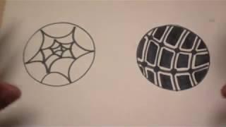 Art Lessons For Kids: Zentangles Pt 1