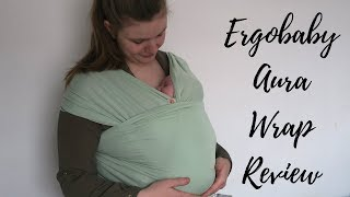 I am absolutely loving baby wearing with our third baby - it's esse...