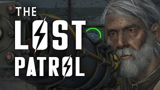 The Lost Patrol, Paladin Brandis, and the Revere Satellite Array - Fallout 4 Lore