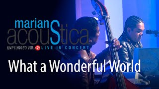 What a Wonderful World (Cover) - @Marians Acoustica Concert Thumbnail