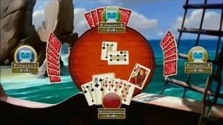 Hardwood Hearts Xbox Live Gameplay - Cards (HD)