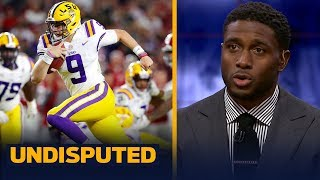 Download Reggie Bush thinks Joe Burrow had his 'Heisman Moment' in win over Alabama | CFB | UNDISPUTED Mp3 and Videos