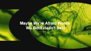 Jay Sean  Maybe Lyrics