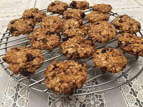 一吃就上癮「燕麥餅乾」~Oatmeal Cookies