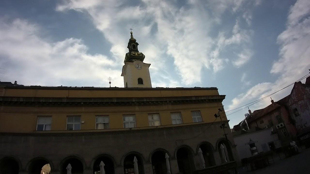 Katedrala Uznesenja Bdm 19 00 Zagreb Hrvatska Youtube