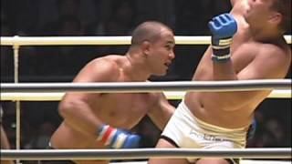 B.J.Penn vs. Lyoto Machida