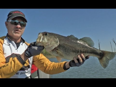 Fox Sports Outdoors SOUTHWEST #7 - 2014 Lake Fork, Texas Bass Fishing