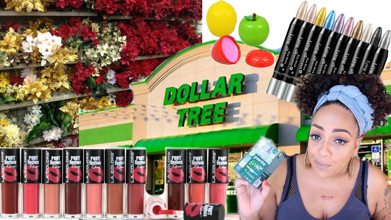 BALLIN AT THE DOLLAR TREE ❤ ADDICTION ITS ONLY $1 BUCK ❤ LA COLOR ...